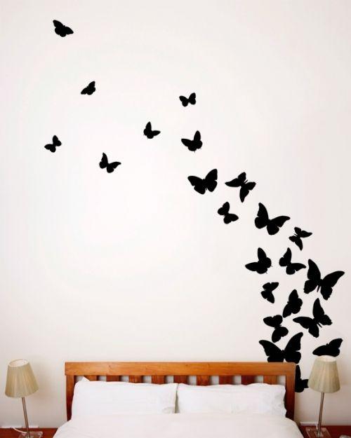 best 25 butterfly wall decals ideas on pinterest