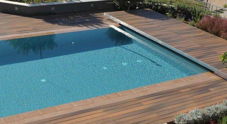 Lames de bois composites de terrasse fiberon®