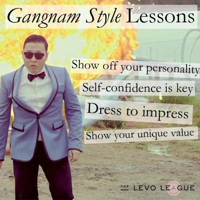 Oppa gangnam style dance performance dresses