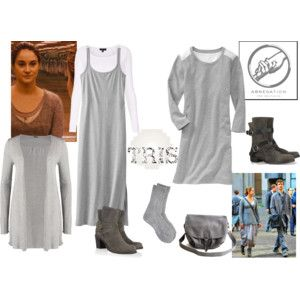 Beatrice Prior Abnegation outfit | Divergent | Pinterest