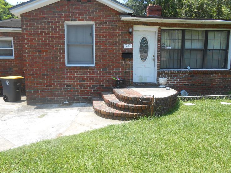 Houses For Sale Jacksonville Florida 3/1 Brick Home In