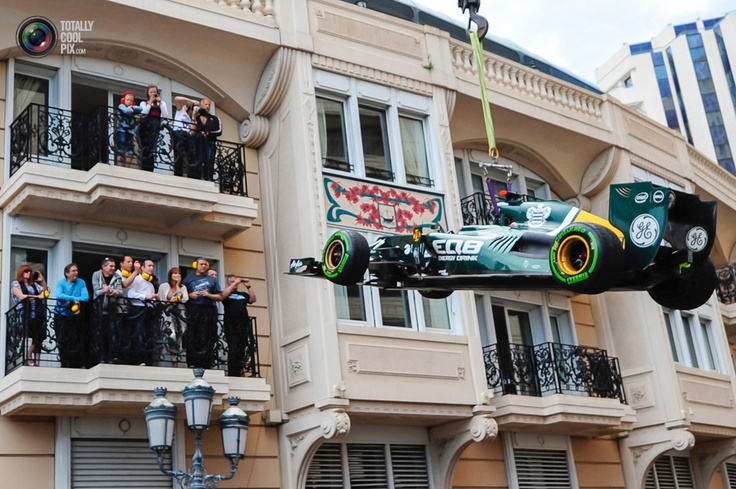 what time is monaco grand prix on sky