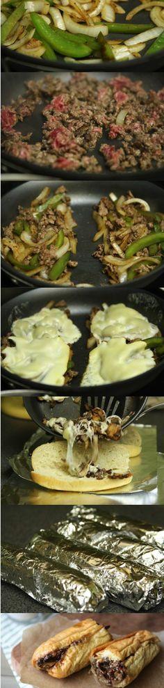 Baked sandwiches wrapped in platinum, tenera stuffed with meat, green pepper, onion and cheese. Bocadillos al horno envueltos en platina, rellenos con carne de ternera, pimiento verde, cebolla y queso. Subido de Pinterest. http://www.isladelecturas.es/index.php/noticias/libros/835-las-aventuras-de-indiana-juana-de-jaime-fuster