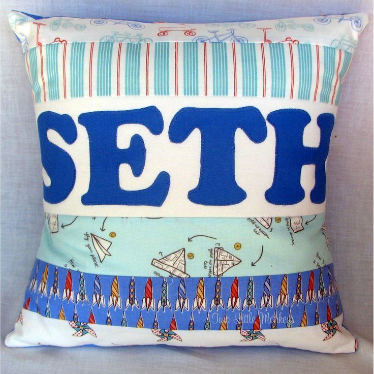 Small Personalised Cushion