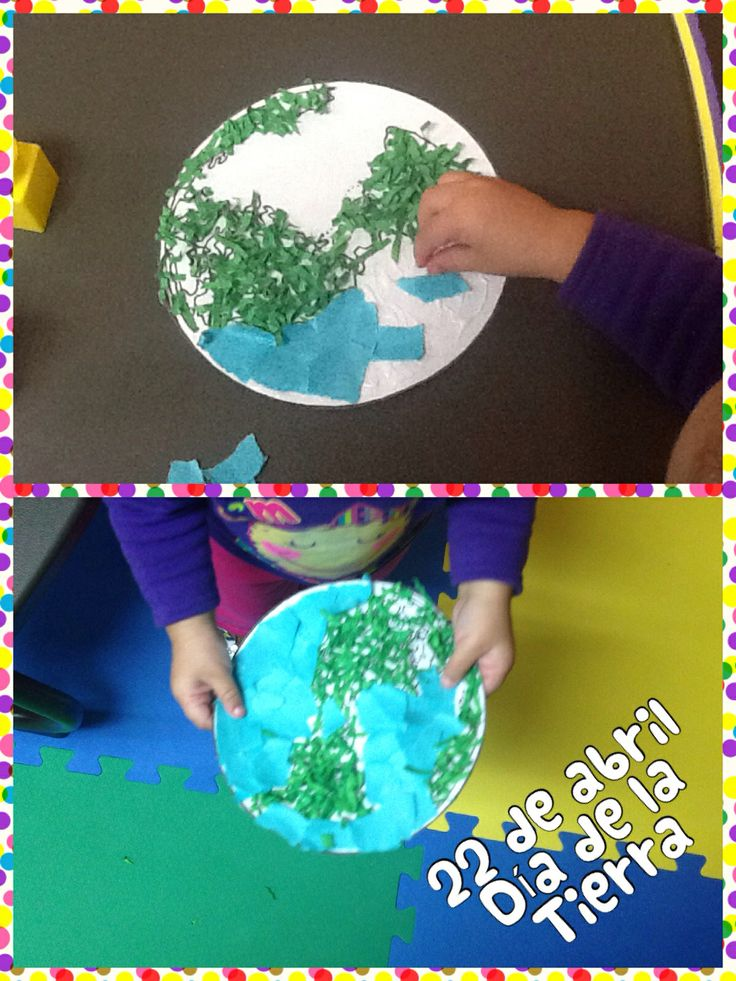 Earth Day! April 22