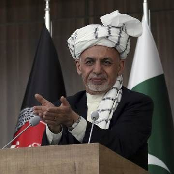Afghan president offers peace talks with Taliban 'without condition' Latest News