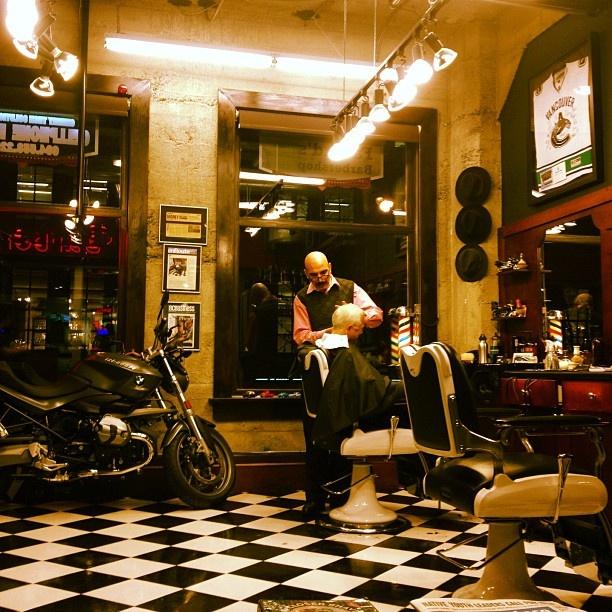 73 best barbershop images on pinterest barber shop barber salon and barbershop. Black Bedroom Furniture Sets. Home Design Ideas