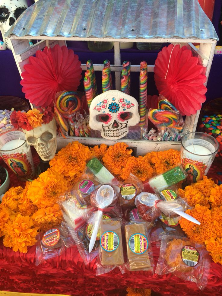 26 best day of the dead birthday party images on pinterest