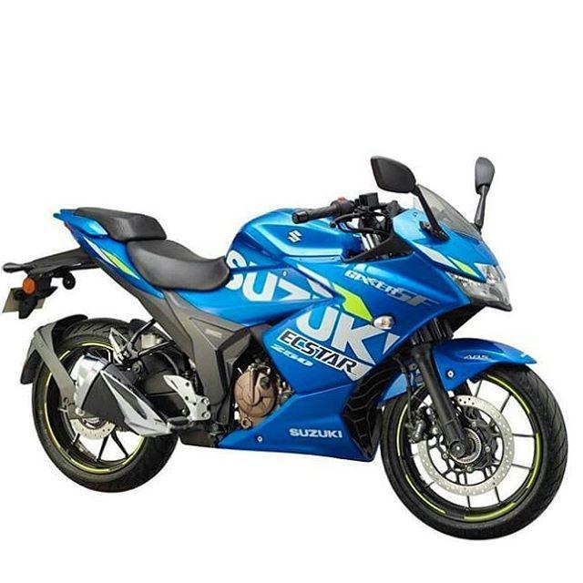 Suzuki Gixxer Sf 250 Moto Gp Editon Honda Love Suzuki
