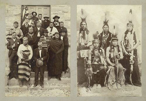 osage guys Osage history by joshua heston a summer rain is coming  osage men and women have fought — alongside non-native americans — in every us war.