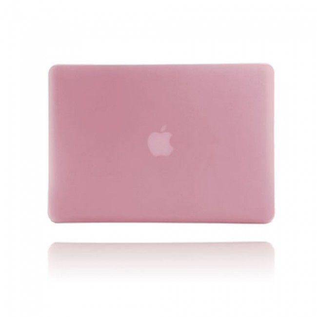 Hard Shell (Pinkki) Macbook Pro 13.3 Suojakuori - http://lux-case.fi/macbook-suojakotelot.html