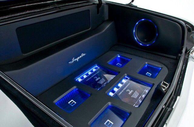 Custom Audio Sound System Upgrade | Tint World Car Audio Video Systems