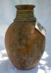 M s de 25 ideas nicas sobre jarrones pintados en pinterest jarrones pintados de bricolaje - Jarrones rusticos ...