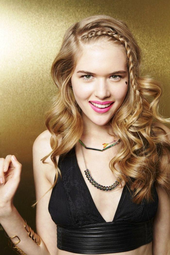 1001 Ideas De Peinados Para Nochevieja Que Te Dejaran