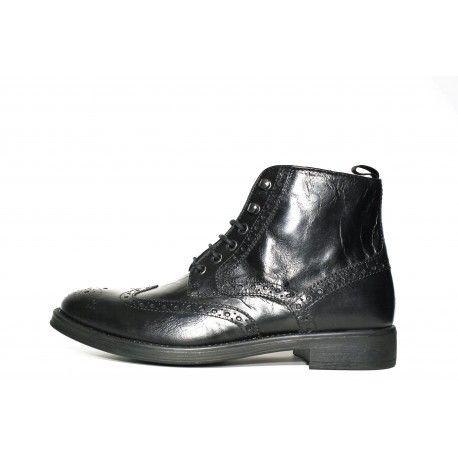 Bottine homme Geox blade venez découvrir www.cardel-chaussures.com