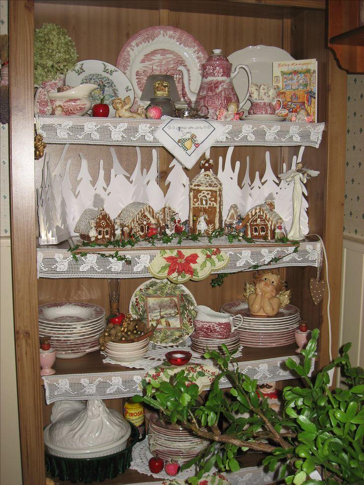 christmas cupboard