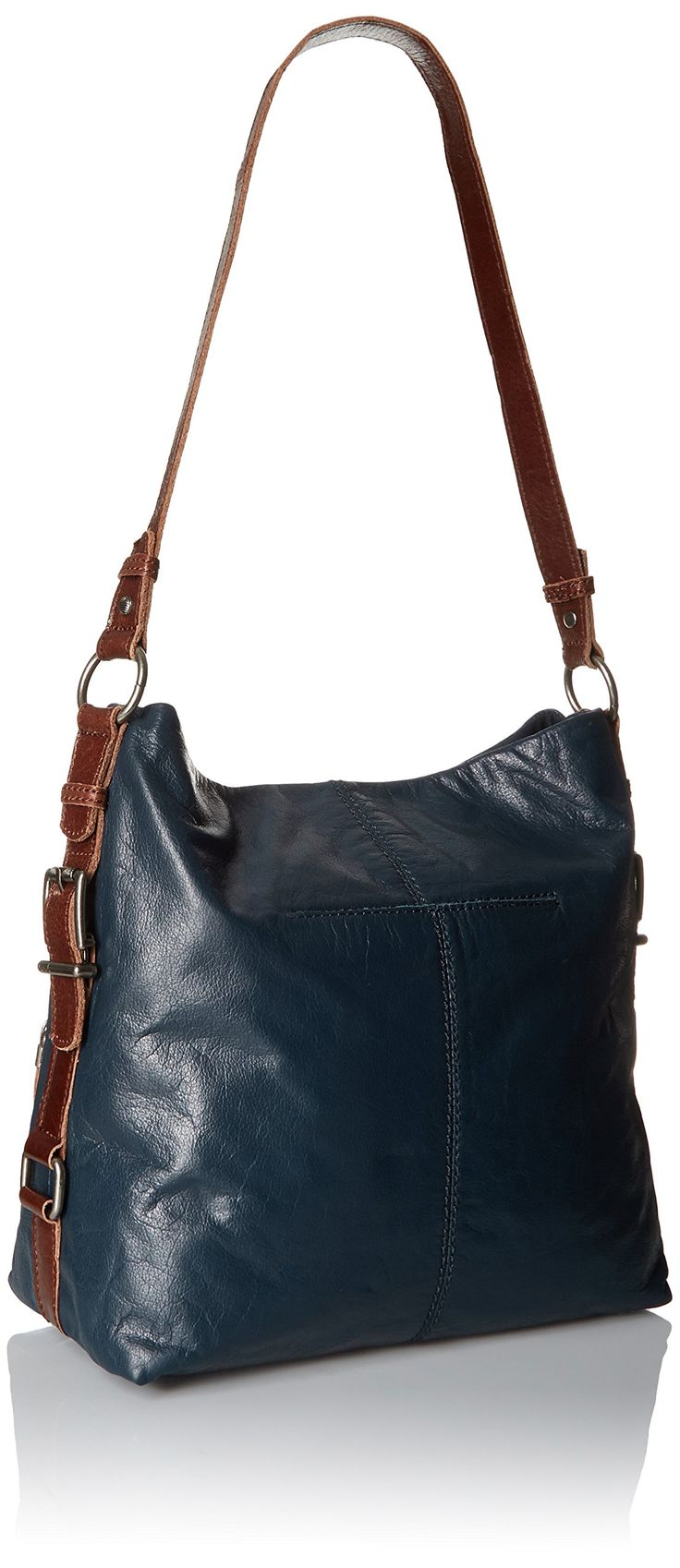 The SAK Sanibel Bucket Shoulder Bag, Black, One Size: Handbags: Amazon.com