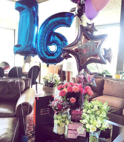 592 best images about birthday love on for 17th birthday decoration ideas
