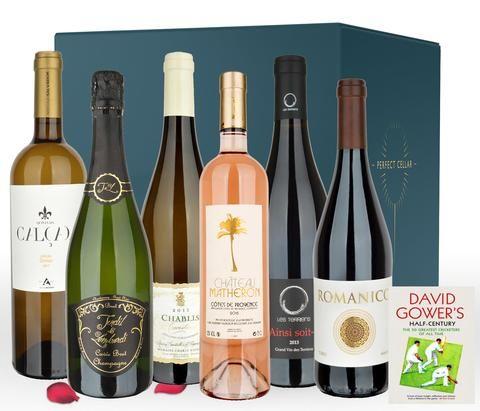 David Gower's Perfect 6 (six bottles) - Perfect Cellar