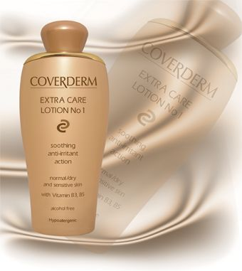 Coverderm Extra Care Lotion No1