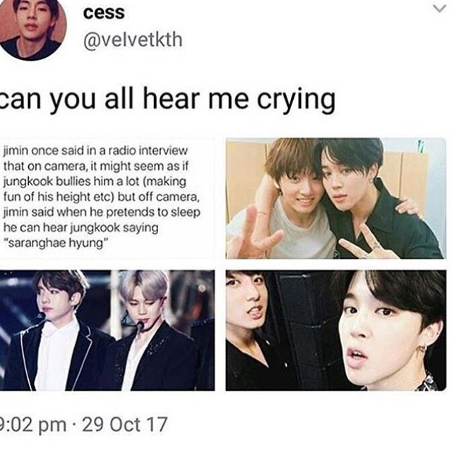 I'm not crying you're crying *listens to Agust D and pretends to be okay*