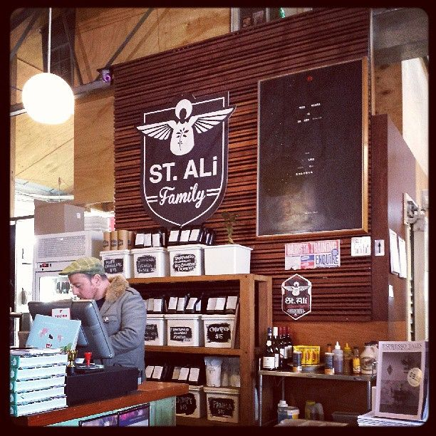 St. Ali in Melbourne, VIC, Coffee at its finest.