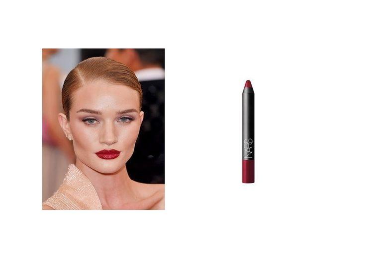 Red lips: os vermelhos preferidos das famosas - Celebridades - Máxima.pt