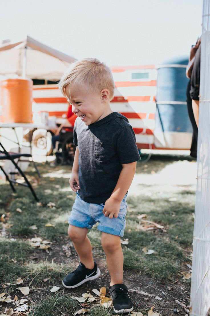 Little Boy style for summer weather