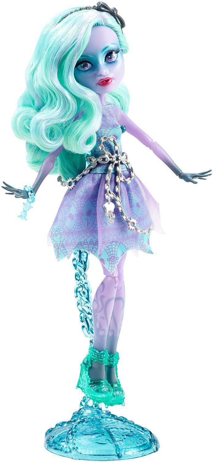 Monster High Haunted Getting Ghosthly Twyla Monster High