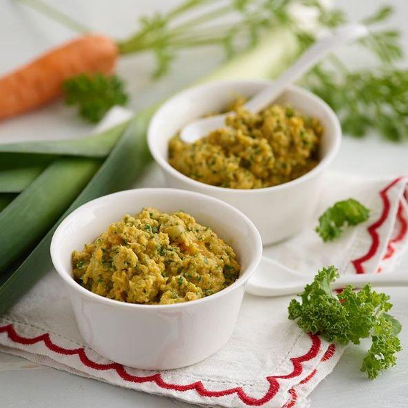 Turkey, Squash, Carrot & Kale