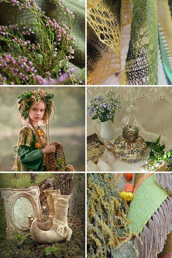 «Лесная краса» — коллекция предметов ручной работы   Handmade items set, see more: http://www.livemaster.ru/gallery/1197131