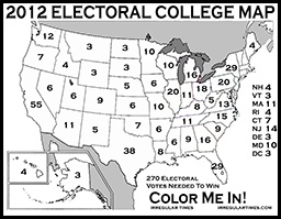 The Best Electoral Map Ideas On Pinterest Electoral - Blended map of the us election
