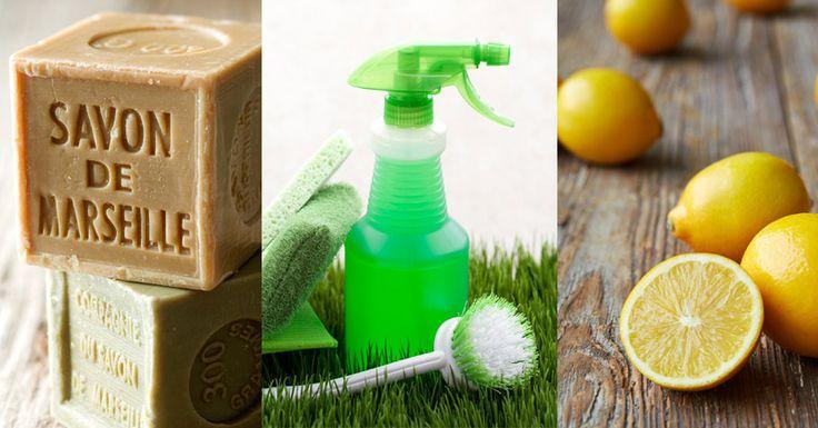 5 ricette fai da te per detersivi ecologici - Fai da te | Donna Moderna