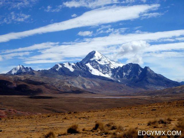 Huayna-Potosí-bolivi
