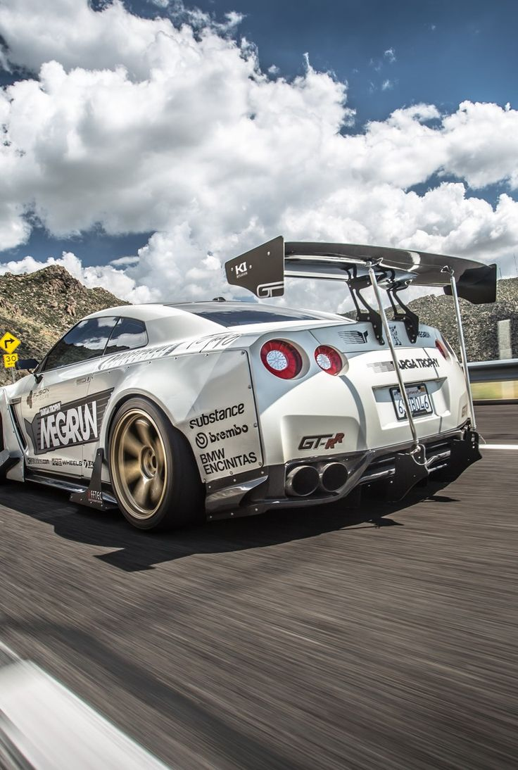 Nissan GT-R by LB Performance