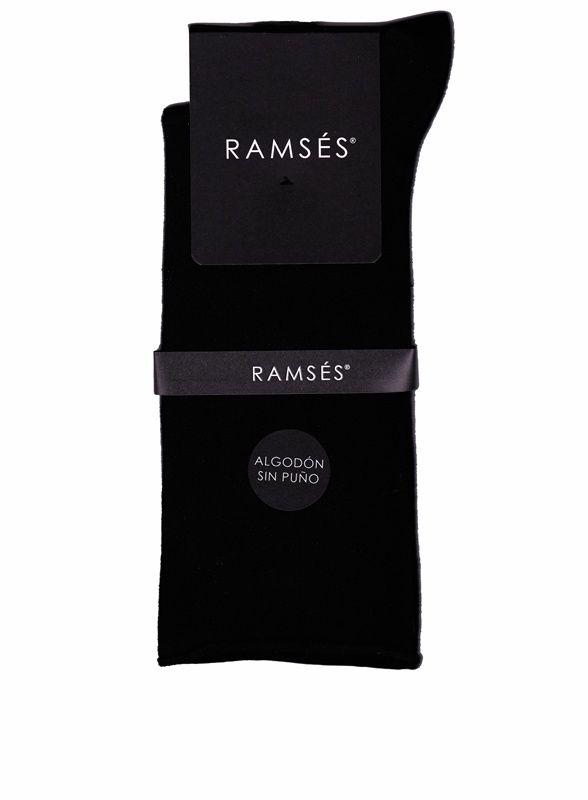 #Calcetín Antipress #Ramsés - ENVÍO 24/48h - Calcetín sin goma ni elásticos - Caña del calcetín es de canalé, para una adaptación perfecta sin apretar - ref: E476 Negro. #ropaInterior #modaIntima #Hombre #ModaHombre http://www.varelaintimo.com/categoria/42/calcetines
