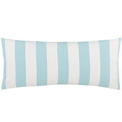 Pine Cone Hill Alex Decorative Double Boudoir Pillow Sky - PC238-PIL1535