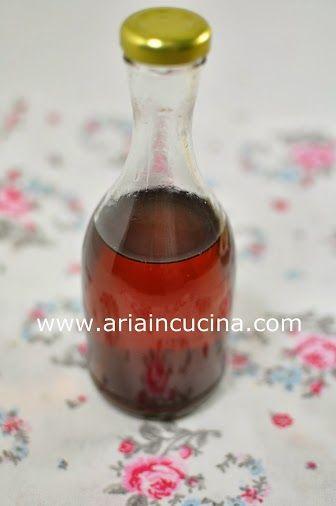 Blog di cucina di Aria: Estratto di vaniglia fatto in casa