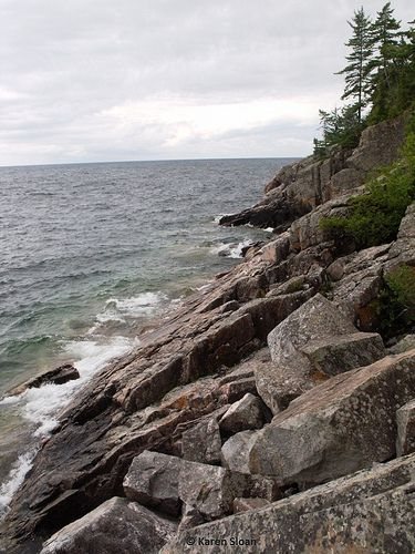 Algoma Ontario - Lake Superior Provincial Park.