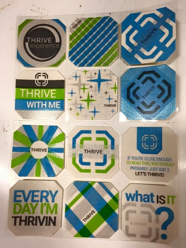 Thrive Weight Loss Patch Review - Focused Nutrients