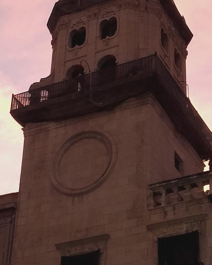 Ayuntamiento de Alicante. España. Torre.