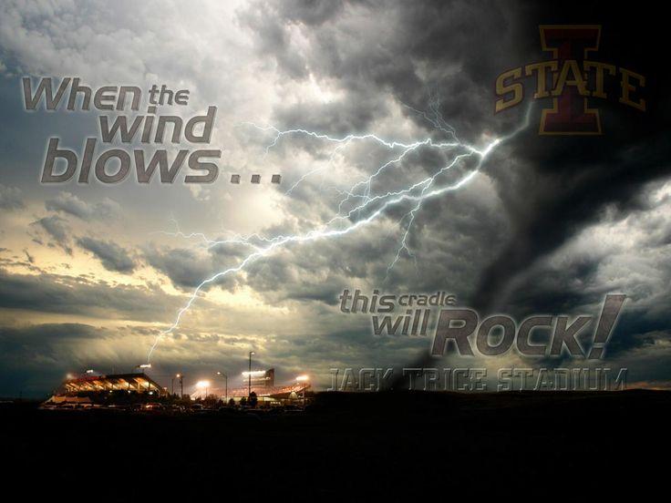 Jack Trice Stadium, Iowa State Cyclones,