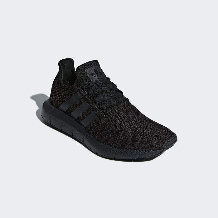 adidas Swift Run Shoes | Products in 2019 | Black adidas