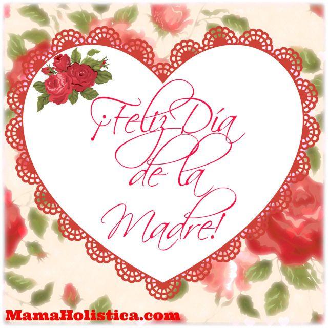¡Feliz Día de la Madres! #MothersDay #MAMÁHOLÍSTICA #DiadelaMadre