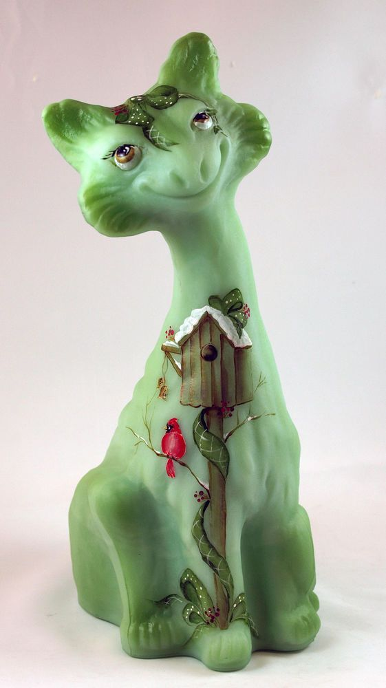 Best images about fenton glass animals on pinterest