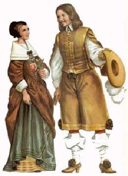 Traditional Voortrekker Clothing