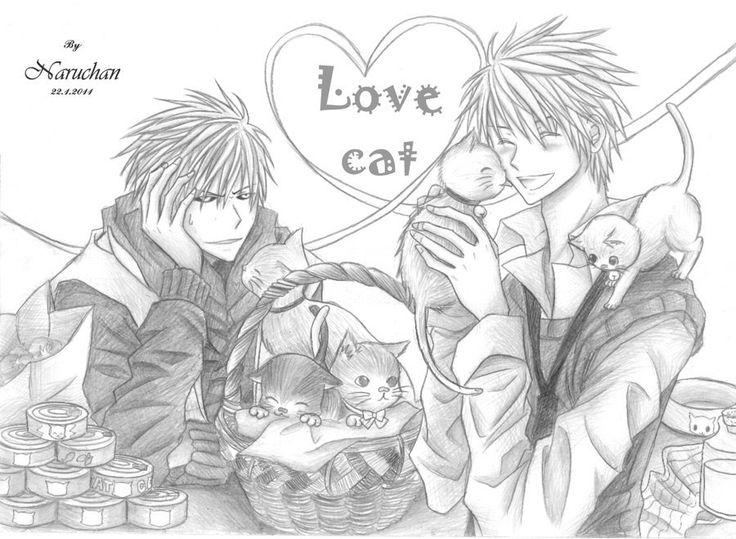 Mejores 302 imágenes de Ichigo and Hichigo en Pinterest   Arte de ...