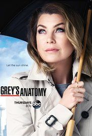 Grey's Anatomy. Best Television Series - Drama 2007.