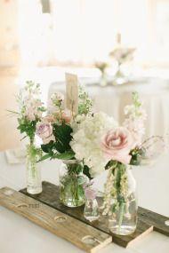 Whimsical DIY Coastal Wedding - Style Me Pretty