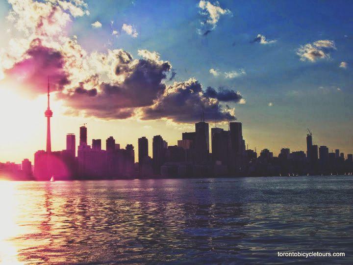 Looking good, Toronto